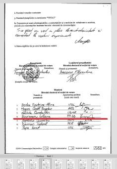 bourceanu iuliana 2012 parlamentare PPDD 122