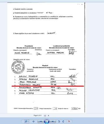 porumboiu eduard 2012 parlamentare membru PPDD 130